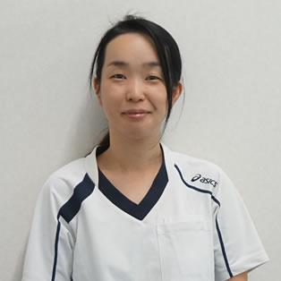 理学療法士 志村 佳子